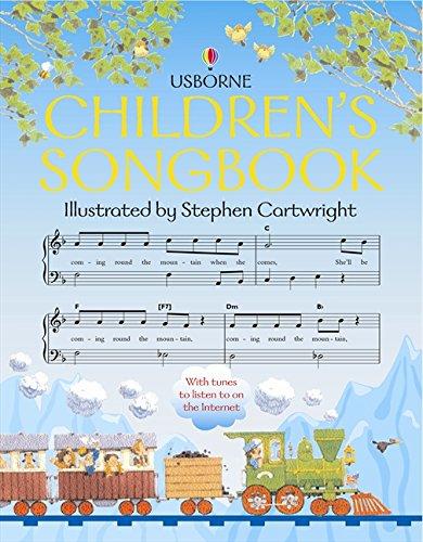 Usborne Children's Songbook By Marks