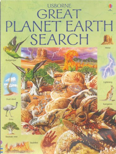 Great Planet Earth Search (Great Searches)