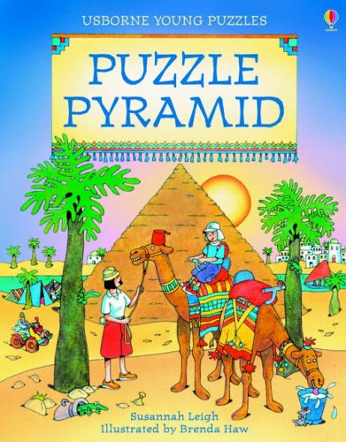Puzzle Pyramid (Young Puzzles) By Susannah Leigh