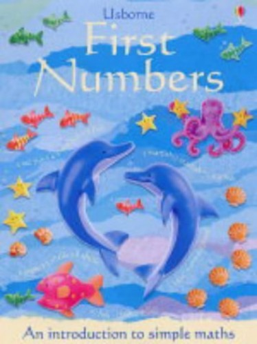 Usborne First Numbers by F. Brooks