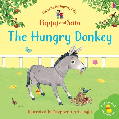 The Hungry Donkey by Heather Amery