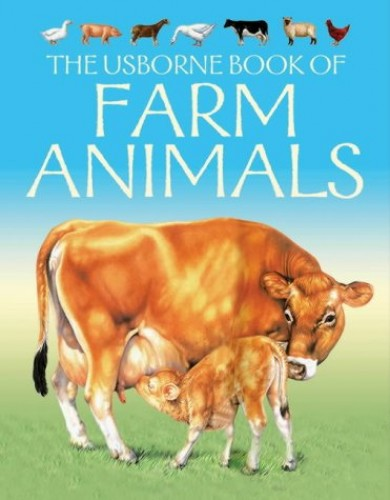 Farm Animals By Jo Litchfield