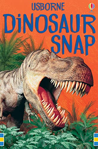 Dinosaur Snap By S Cartwright