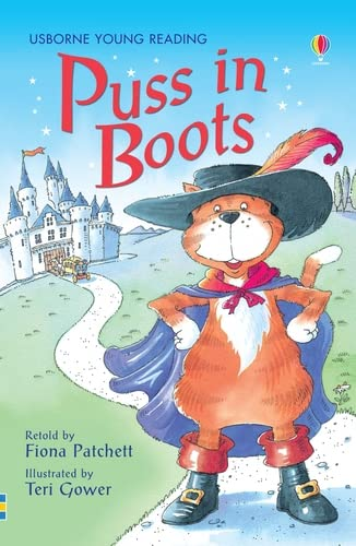 Puss In Boots By Fiona Patchett
