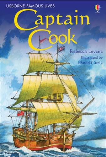 Captain Cook (Famous Lives) (3.3 Young Reading Series Three (Purple))