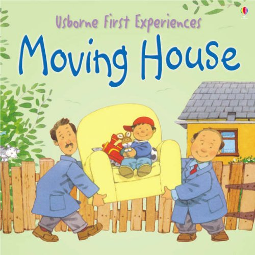 Moving House: Miniature Edition by Anne Civardi