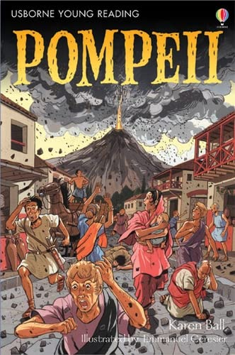 Pompeii by Anna Claybourne