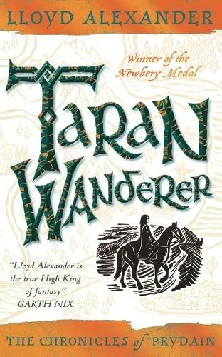 Taran Wanderer by Lloyd Alexander