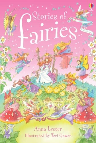 Stories of Fairies (Usborne Young Reading) (3.1 Young Reading Series One (Red)) by Anna Lester