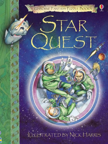 Star Quest By Andrew Dixon