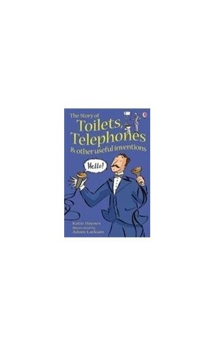 Story of Toilets Telephones (Young Reading Level 1) By NILL