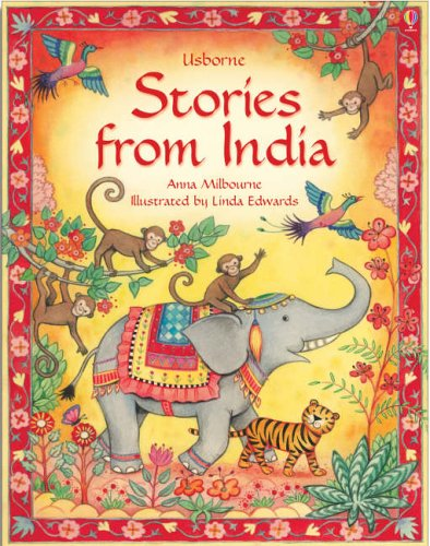 Stories from India: Miniature Edition by Anna Milbourne