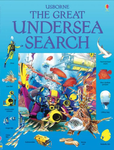 The Great Undersea Search by Kate Needham