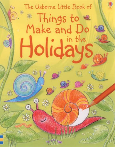 Little Book Of Holiday Activities