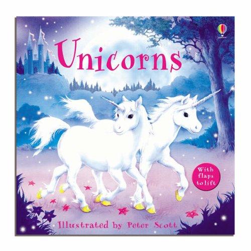 Unicorns By Peter Scott