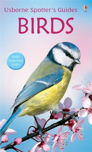 Birds (Usborne Spotter's Guide) by Unknown Author
