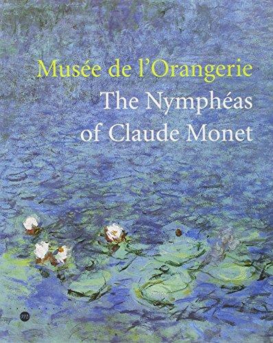 MUSEE DE L'ORANGERIE - THE NYMPHEAS OF CLAUDE MONET (ANGLAIS). By Collectif