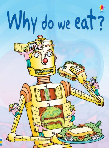 Why Do We Eat? by Stephanie Turnbull