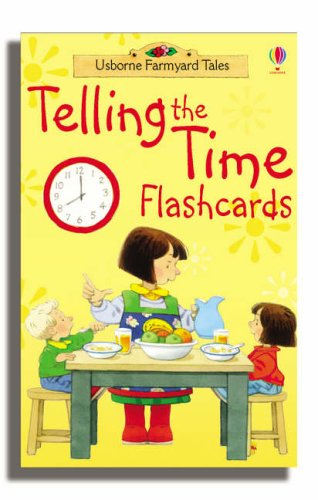 Telling the Time Flashcards By Stephen Cartwright