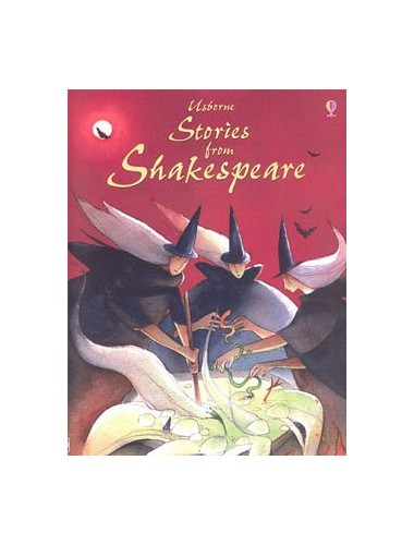 Stories From Shakespeare By Elena Temporin