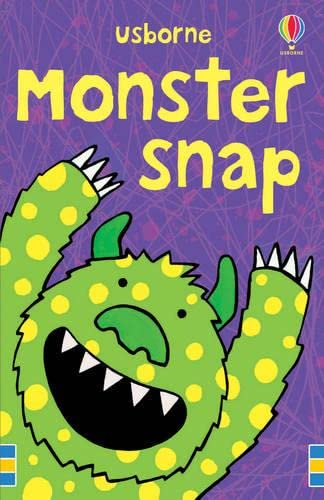 Monster Snap (Usborne Snap Cards)