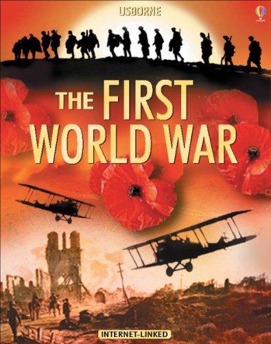 First World War By Henry Brook