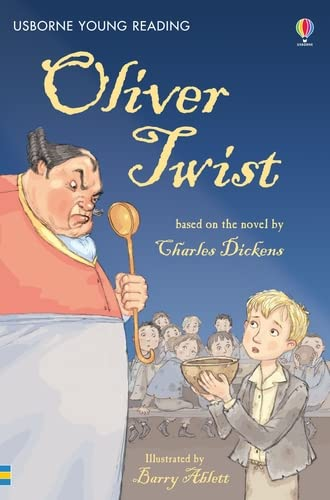 Oliver Twist (Usborne Young Reading) (3.3 Young Reading Series Three (Purple)) By Mary Sebag-Montefiore