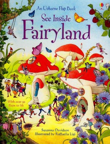 See Inside Fairyland by Susanna Davidson
