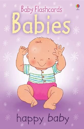 Baby Flashcards Babies von Fiona Watt