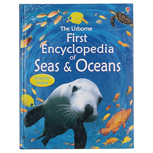 First Encyclopedia Seas and Oceans By Not Known