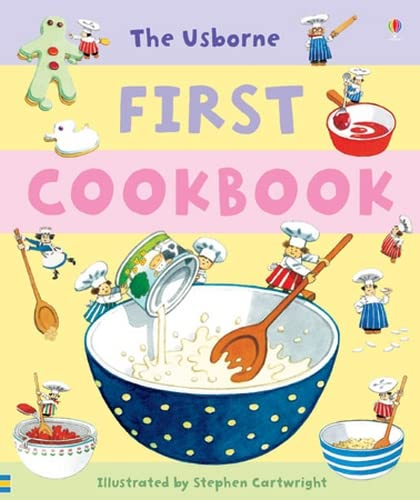 First Cookbook von Angela Wilkes