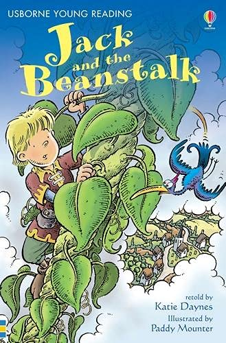Jack & the Beanstalk (Young Reading Level 1) By NILL
