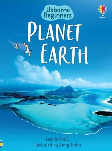 Planet Earth (Usborne Beginners: Level 2) By Leonie Pratt