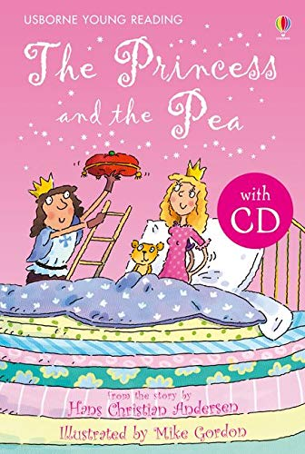 The Princess and the Pea by Susanna Davidson