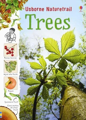 Trees (Nature Trail) (Usborne Nature Trail) By Laura Howell