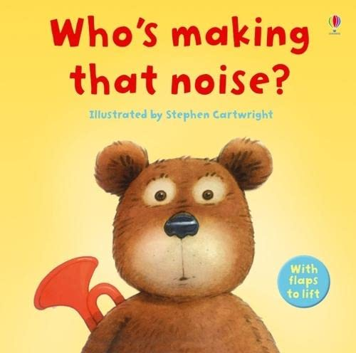 Who's Making That Noise? By Philip Hawthorn