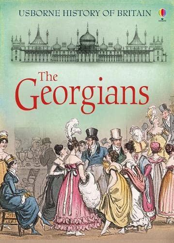The Georgians by Ruth Brocklehurst
