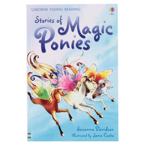 Stories of Magic Ponies (Young Reading Level 1) By NILL
