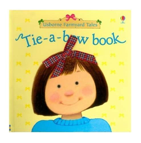 Tie-a-bow Book By Fiona Watt