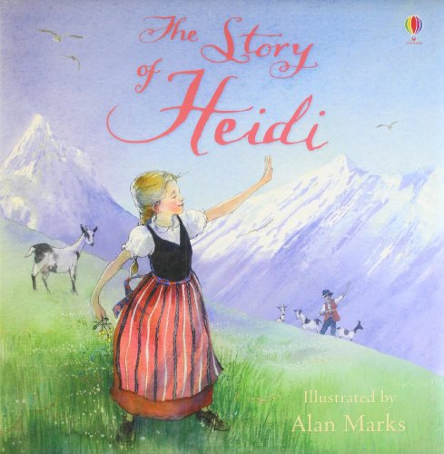 Heidi By Mary Montefiore