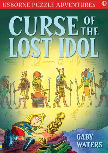 The Lost Idol by Gaby Waters
