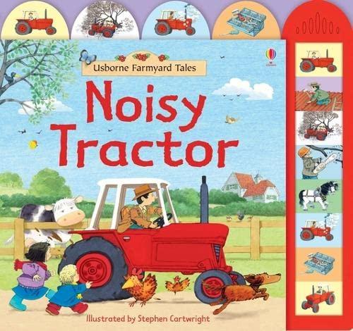 Noisy Tractor By Sam Taplin