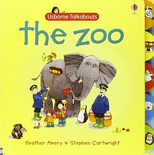 The Zoo (Talkabouts) by Unknown Author