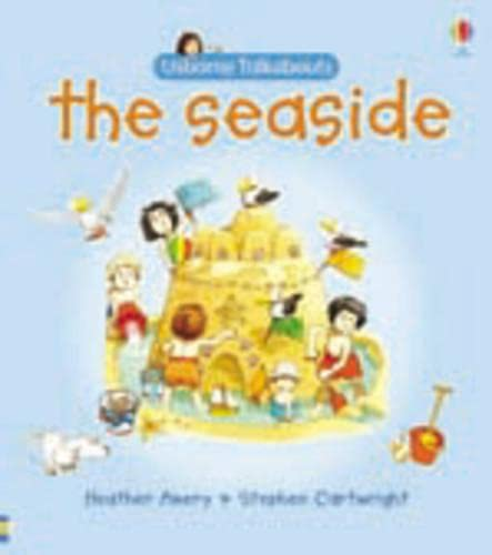 The Seaside (Talkabouts) by Illustrated by Stephen Cartwright