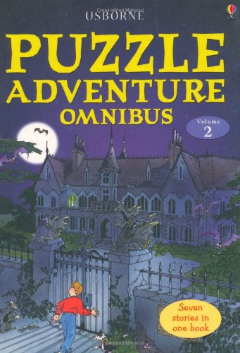 Puzzle Adventure Omnibus: v. 2 by Martin Oliver (Institute of Education, University of London, UK)