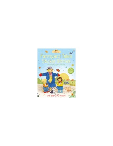 Farmyard Tales Sticker Story Collection By Heather Amery