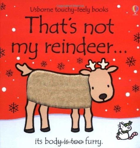 That's Not My Reindeer By Fiona Watt