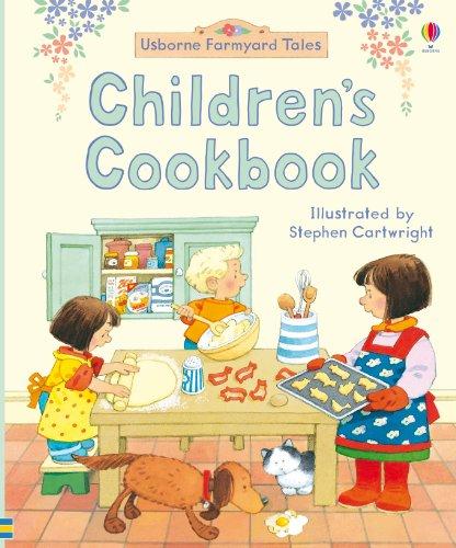 Farmyard Tales Cookbook by Stephen Cartwright