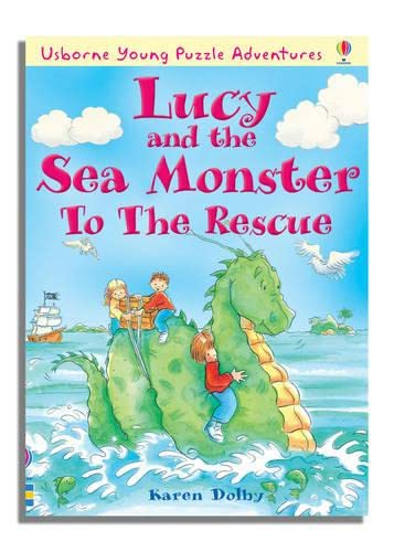 Young Puzzle Adventures Lucy and the Sea Monster to the Rescue By Emma Fischel