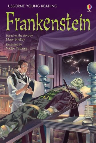 Frankenstein by Rosie Dickins